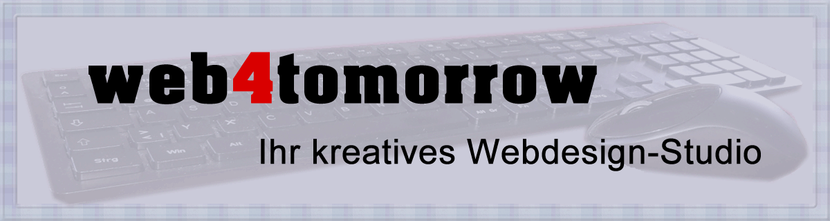 Logo web4tomorrow